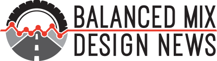 Balanced Mix Design News